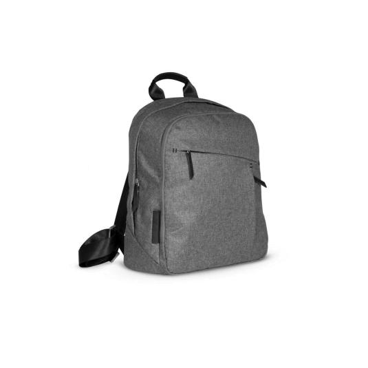 Рюкзак-органайзер UPPAbaby Vista/Cruz/Minu графитово-серый меланж