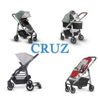 Прогулочные коляски UPPABaby Cruz