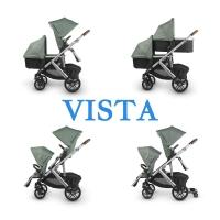 Прогулочные коляски UPPABaby Vista