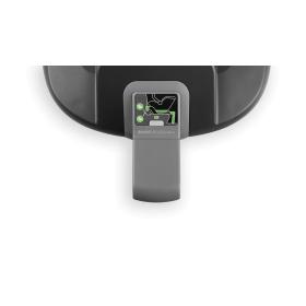 Автокресло Uppababy MESA i-size EMMETT зеленый меланж