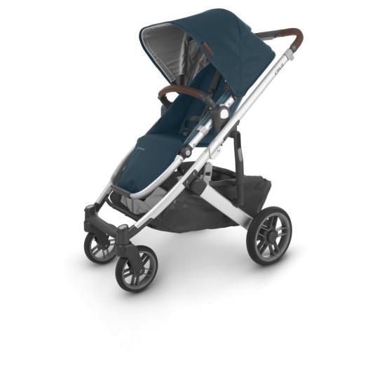Прогулочная коляска UPPAbaby Cruz V2 FINN лазурно-синий