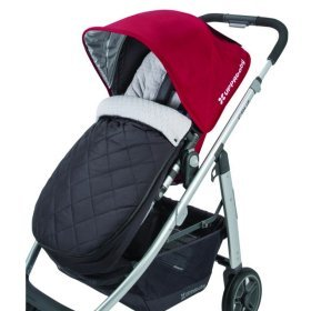 Зимний конверт UPPAbaby Cozy Ganoosh Vista/Cruz черный