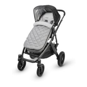 Зимний конверт UPPAbaby Cozy Ganoosh Vista/Cruz серый