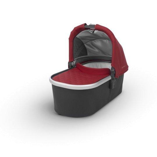 Люлька для коляски UPPAbaby Cruz и Vista 2018 Denny (True Red) красная