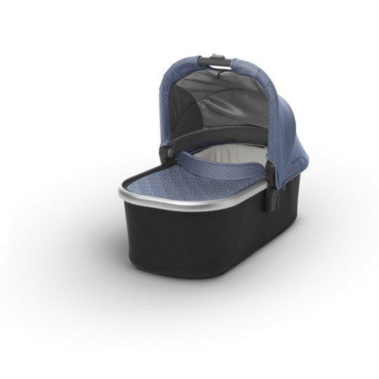 Люлька для коляски UPPAbaby Cruz и Vista 2018 Henry (Blue Marl) голубая джинса