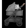Люлька для коляски UPPAbaby Cruz и Vista GREYSON графитовый меланж